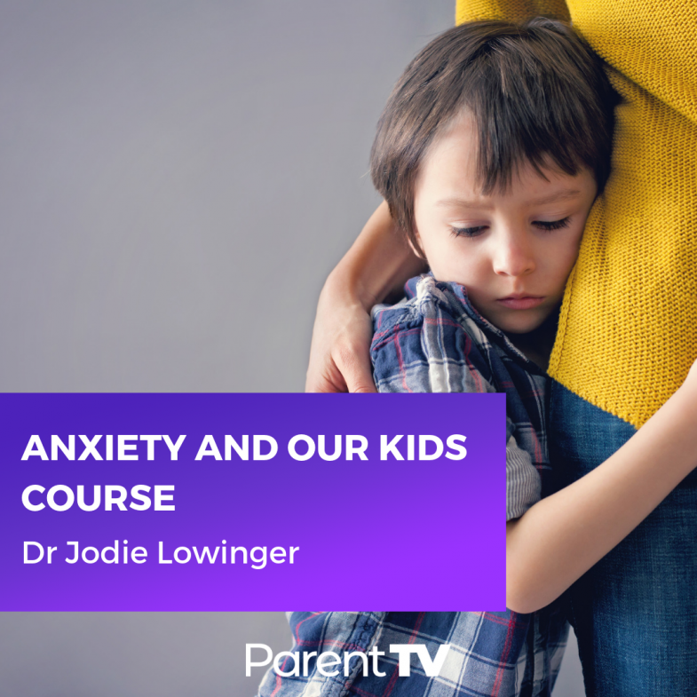 causes of anxiety in children