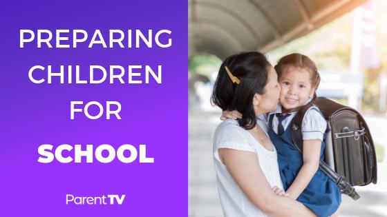 Preparing children for school